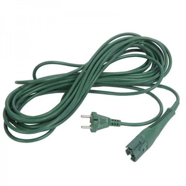 Kabel, Stromkabel, Elektrokabel 7m geeignet für Vorwerk Kobold 130/131