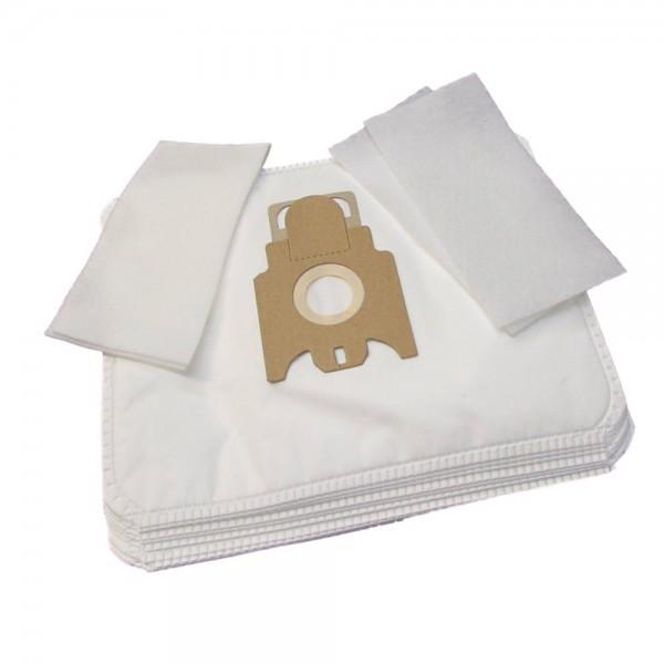 30 Staubsaugerbeutel geeignet für Miele Floorcare, Fushia Filtertüten