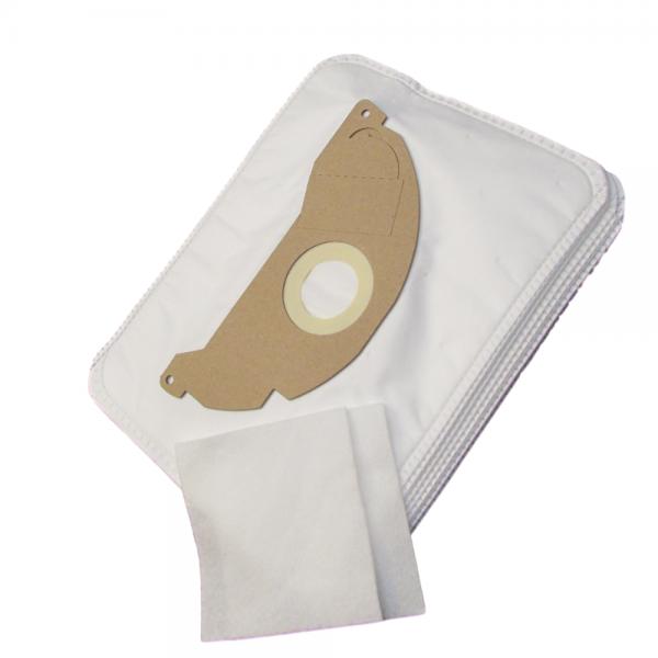 30 Staubsaugerbeutel geeignet für Kärcher WD 2.200, 2.250 Filtertüten