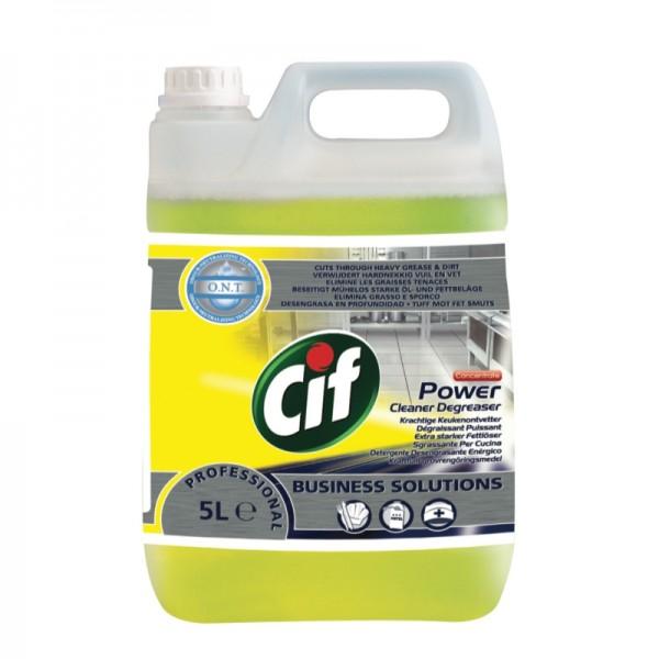 Cif Fettlöser Reiniger,Fettreiniger Professional 5l