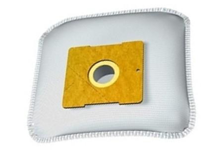 30 Staubsaugerbeutel für De Sina BSS Max-Mobil 1400 Space, silber Filtertüten