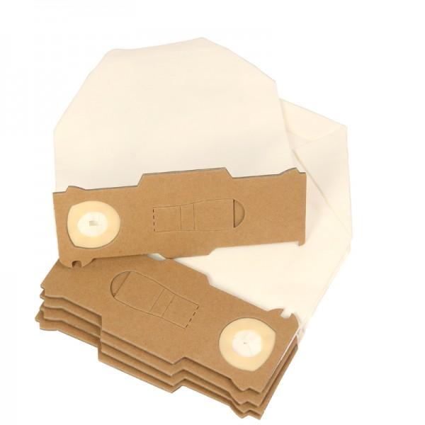 30 Staubsaugerbeutel geeignet für Vorwerk Kobold 130, 131 Weiss