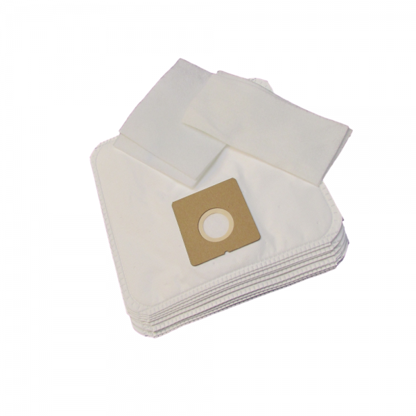 30 Staubsaugerbeutel für Eurelem AU 4400 Series Filtertüten