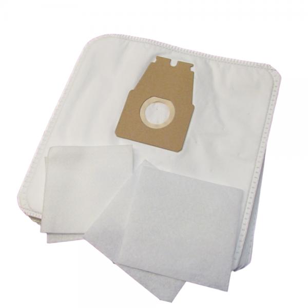 30 Staubsaugerbeutel geeignet für für Bosch Original BBZ52AFP1/2(Typ P) Filtertü