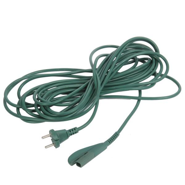 Kabel, Stromkabel, Elektrokabel 7m geeignet für Vorwerk Kobold 135/136